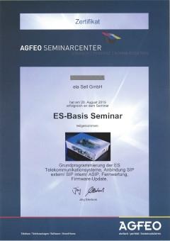 Agfeo ES-Basis